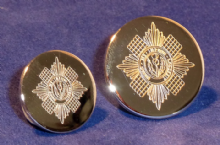 Scots Guards - Brass Button